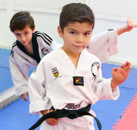 Actividades deportivas - Colegio Cedros