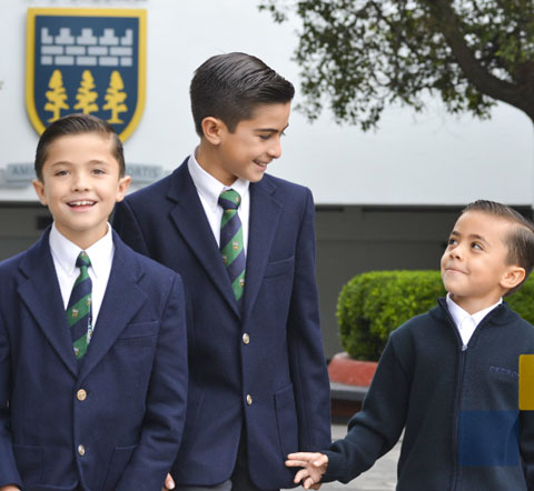 Educación integral y diferenciada - Colegio Cedros