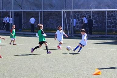 Actividades extraescolares en la mejor preprimaria para niños - Cedros
