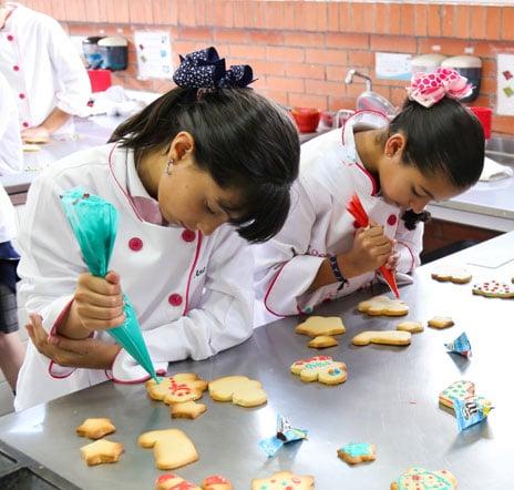 Petit Chefs - Colegio Cedros