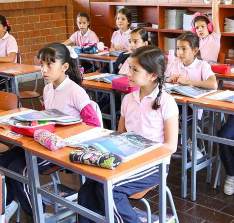 Educación Método Optimist - Colegio Yaocalli