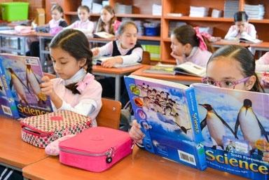 Educación bilingüe en la mejor Preprimaria para niñas - Colegio Yaocalli