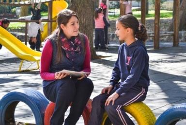Asesoría Personal en la mejor primaria para niñas - Yaocalli
