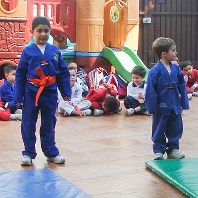 Kinder-colonia-del-valle-tae-kwon-do-Cedros-movil