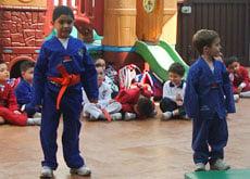 Kinder-colonia-del-valle-tae-kwan-do-Cedros