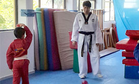 Kinder-en-pedregal-tae-kwon-do-mi-kinder