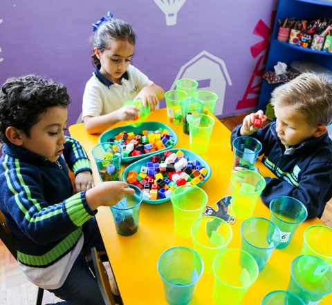 Modelo educativo unifix - Mi Kinder